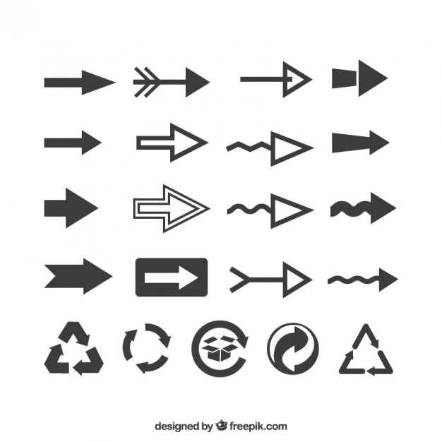 626x626 Simple Interface Arrows Vector Free Download Epin Free