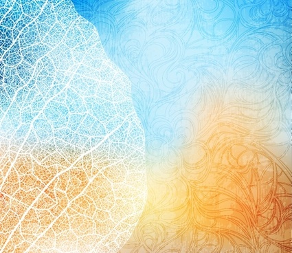 425x368 Fancy Scroll Background Free Vector Download (45,010 Free Vector