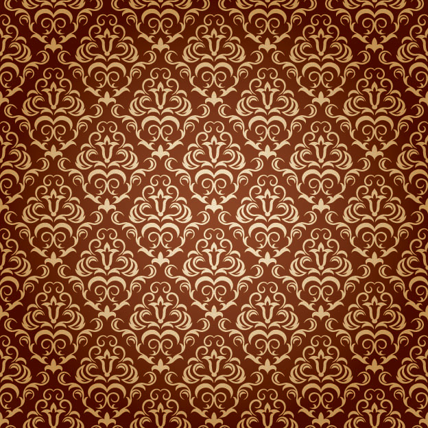 624x624 Very Fine Background Pattern Vector Free Vector 4vector