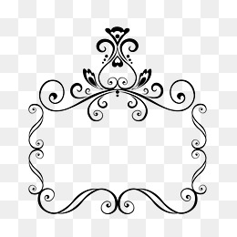 260x260 Fancy Borders Png, Vectors, Psd, And Clipart For Free Download