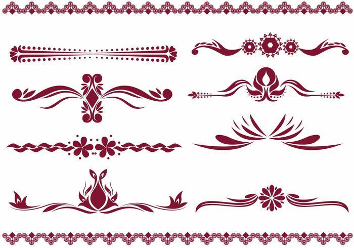 700x490 Fancy Lines Free Vector Art