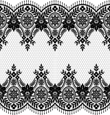 354x368 Black Fancy Border Free Vector Download (11,643 Free Vector) For