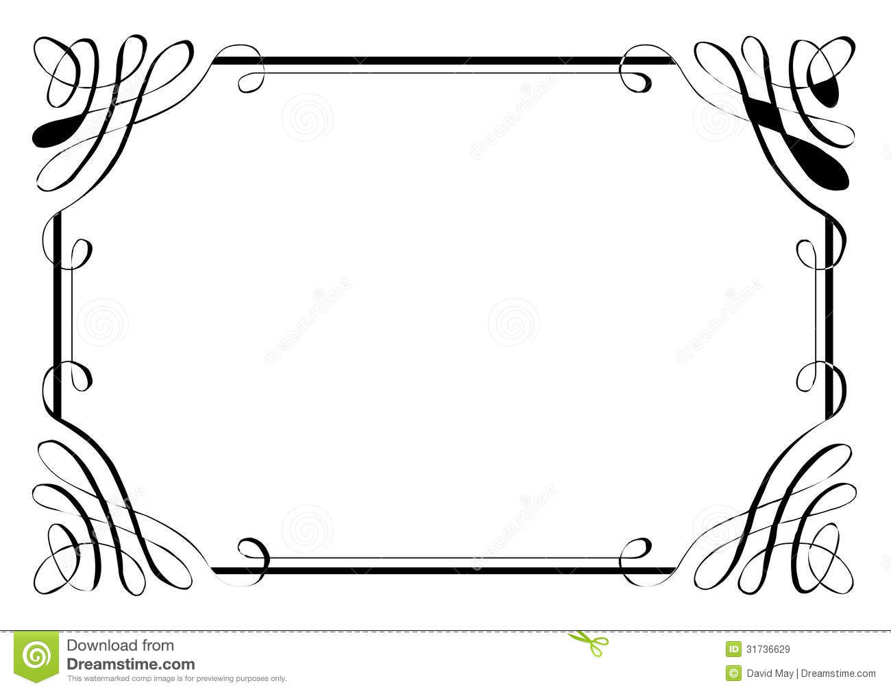 1300x1009 Chinese Clipart Boarder Cute Borders, Vectors, Animated, Black And