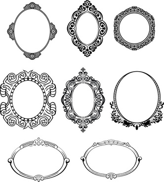 332x368 Fancy Border Frame Eps Free Vector Download (183,004 Free Vector