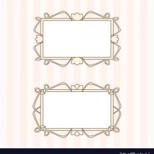 300x300 Photostock Vector The End Text Fancy Film Ending Background Frame