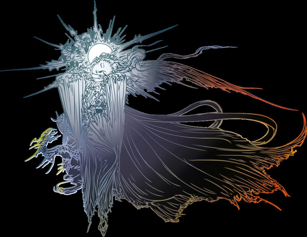 1018x785 Final Fantasy Xv Logo By Eldi13