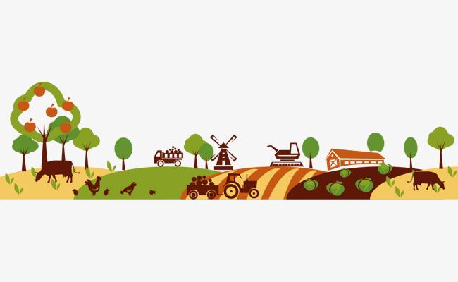 650x400 Farm Poster Material, Farm Creative, Farm Vector, Poster Vector