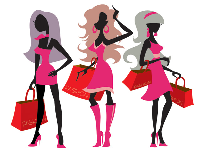 639x482 3 Fashion Women Vector Free Vector 4vector