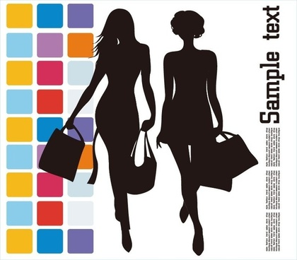 420x368 Fashion Lady Vector Free Vector Download (5,312 Free Vector) For