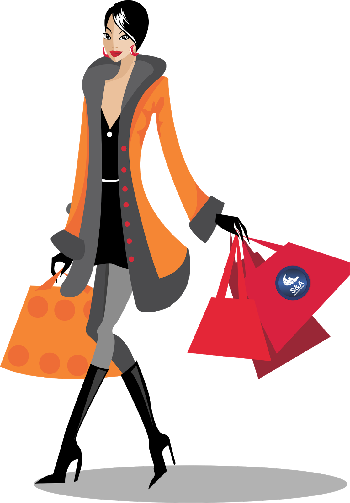 1116x1600 Collection Of Free Fashion Vector High. Download On Ubisafe