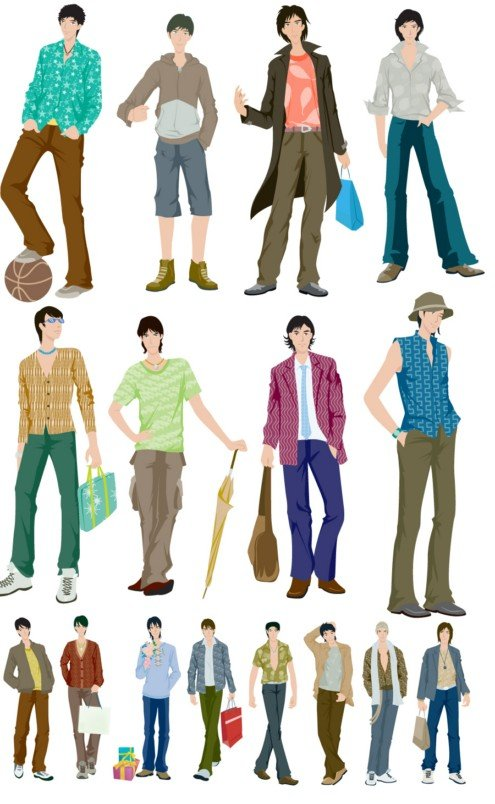 495x804 Free Boys Fashion Psd Files, Vectors Amp Graphics