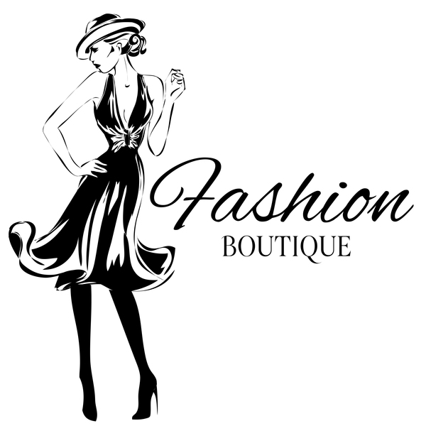 600x600 Girl With Fashion Boutique Illustration Vector 10 Free Download
