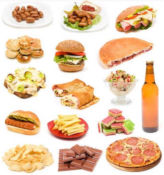 549x584 Fastfood Vector Graphic Ai Format Free Vector Download