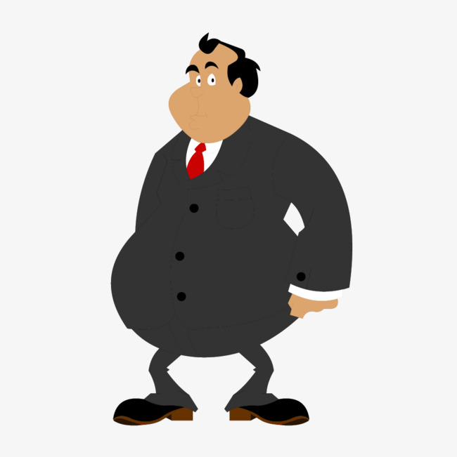650x651 Vector Fat Man Suit, Man Clipart, Suit, Fat Png And Vector For