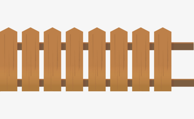 650x400 Fence Vector Material Png, Fence, Vector Material, Vector Fence