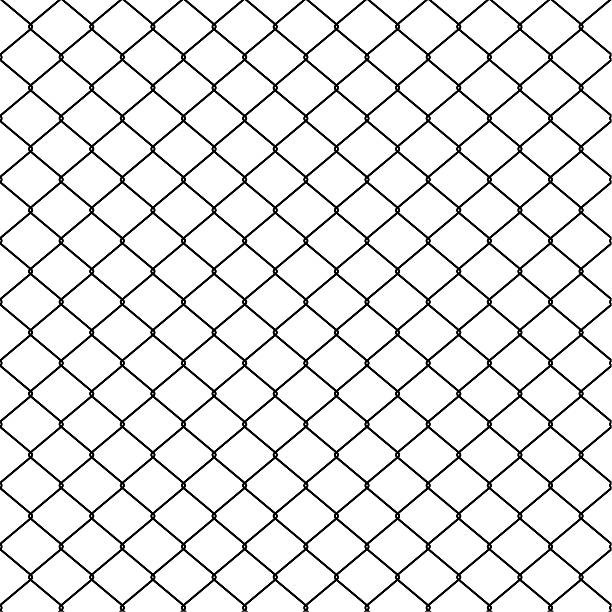 612x612 Chain Link Fence Vector 15681 Cape Coral