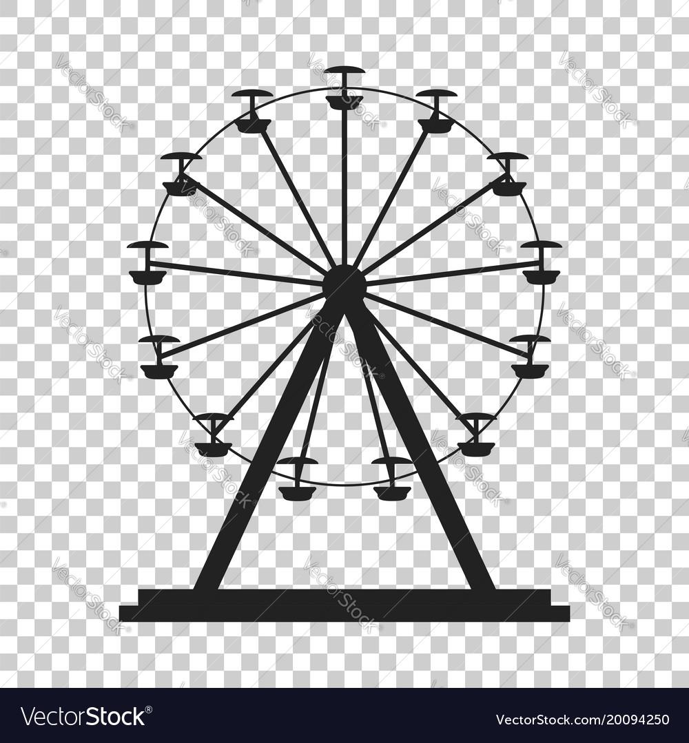 1000x1079 Free Ferris Wheel Icon 392482 Download Ferris Wheel Icon