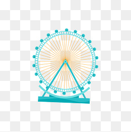260x261 Ferris Wheel Vector Png, Vectors, Psd, And Clipart For Free