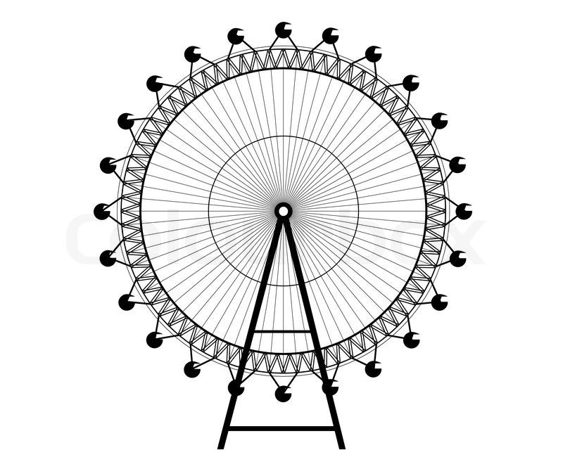 800x677 Ferris Wheel