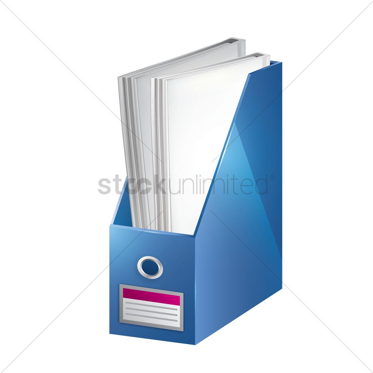 1300x1300 File Folder Vector Image
