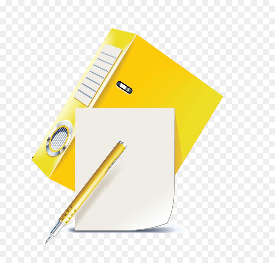 900x860 Paper Directory File Folder