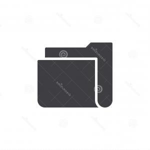 300x300 Photostock Vector File Folder Vector Icon Sohadacouri