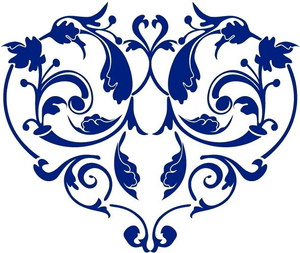 300x253 Navy Heart Free Images