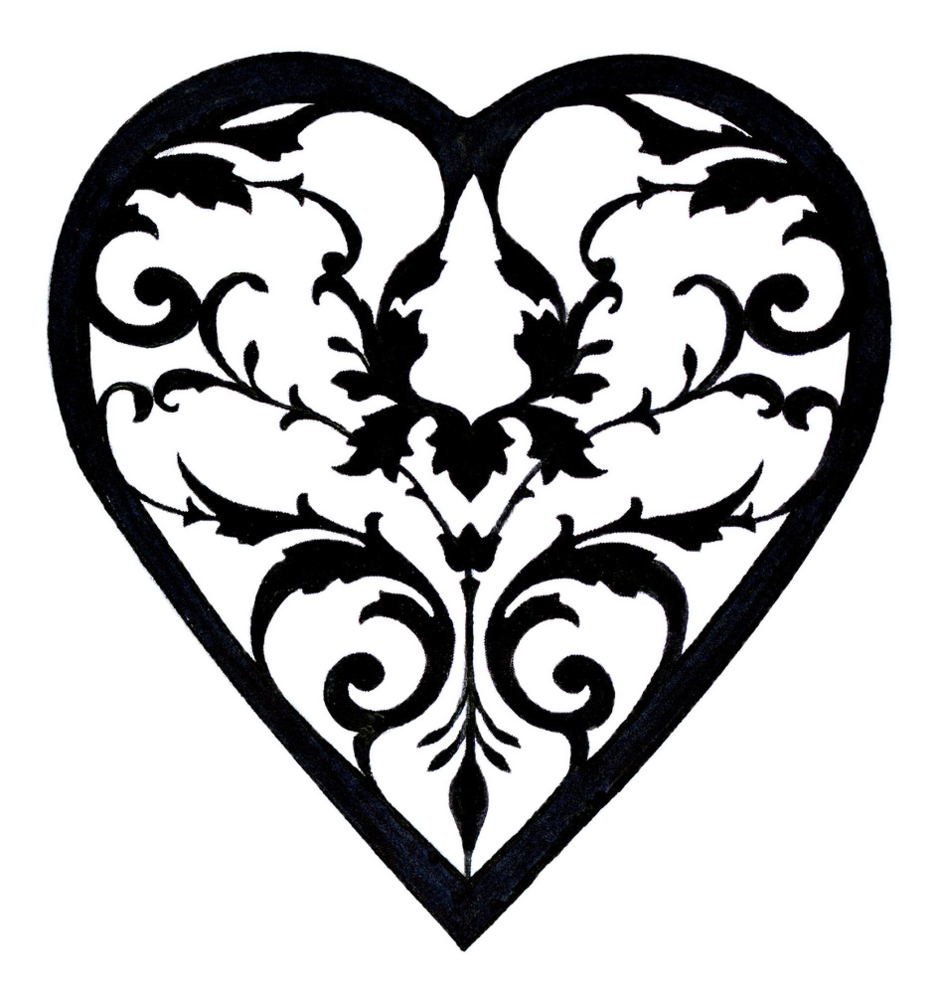 940x1000 15 Filigree Heart Png For Free Download On Mbtskoudsalg