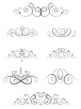 285x380 Filigree Free Ornate Vector Swirls Vectors Designs Heart Vector