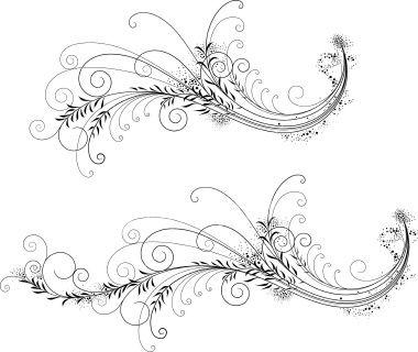 380x320 25 Best Filigree Tattoo Patterns Images Free Filigree