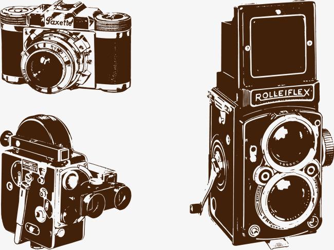 Film Camera Vector