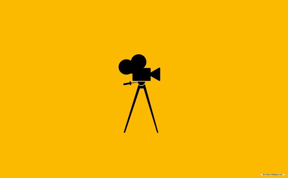 970x600 Film Camera Vector Hd Wallpaper Wallpapers Film