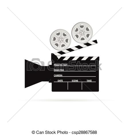 450x470 Film Camera Roll Black Vector. Film Camera Roll Black Art Vector.