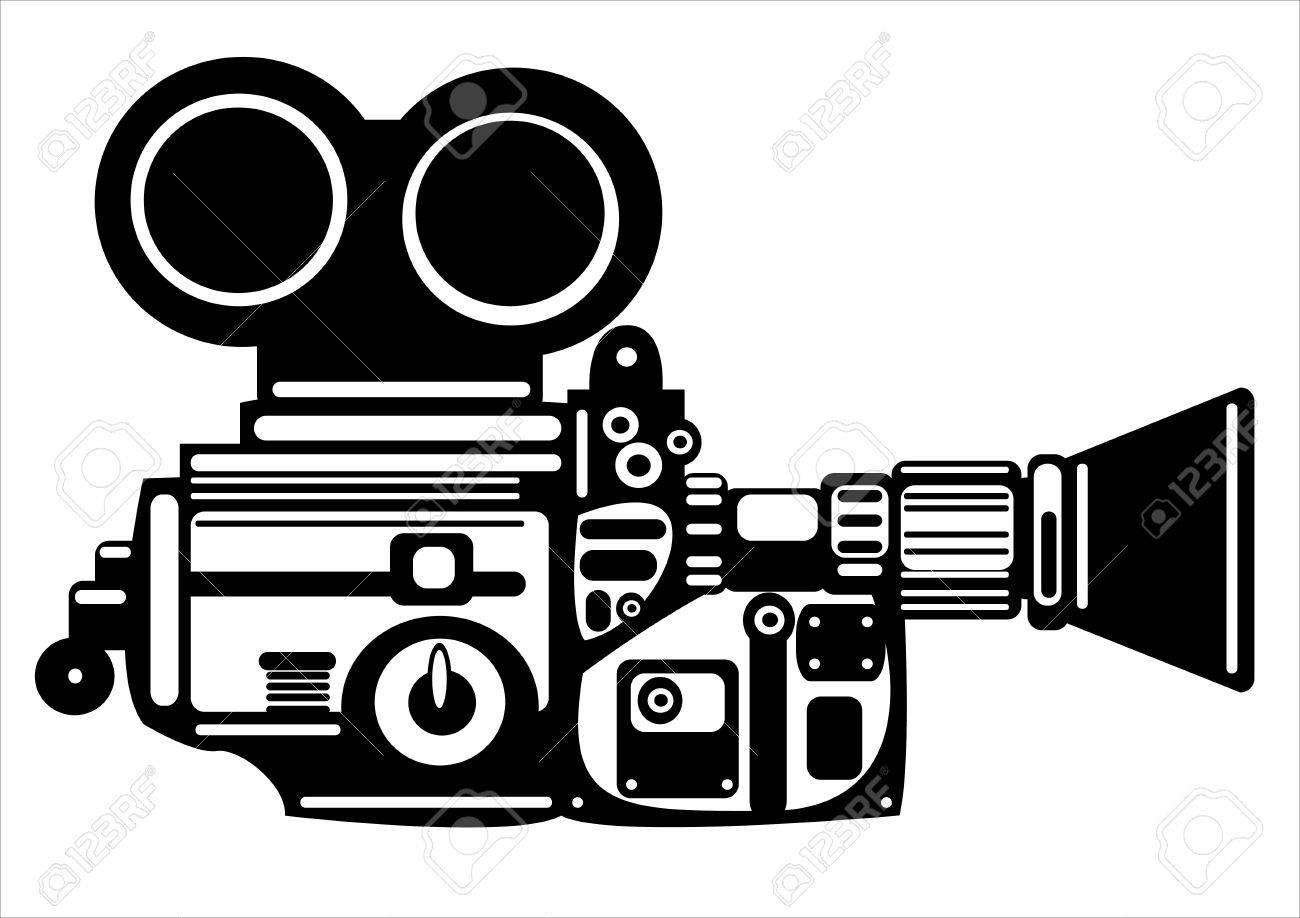 1300x918 Video Camera Clipart Film Camera 4