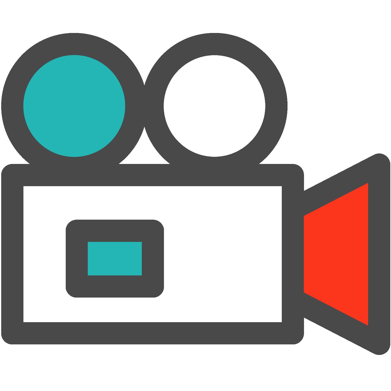 1636x1636 Video Cameras Computer Icons Film