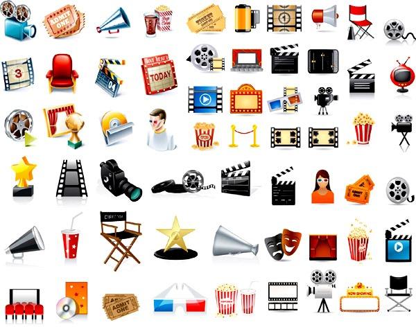 600x472 Film Icon My Free Photoshop World