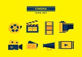 286x200 Film Icon Free Vector Art