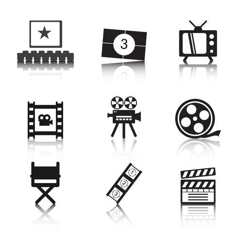 490x490 Photo Film Icon Vectors