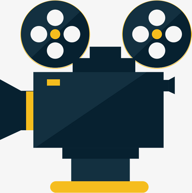 650x652 Creative Film Projectors, Projector, Creative, The Film Png And