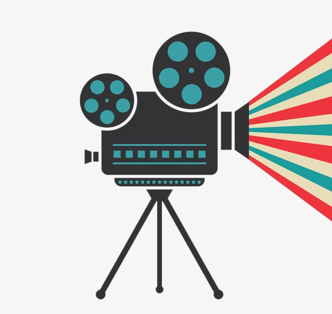 650x615 Creative Movie Projector Vector, The Film, Projector, Vector Png