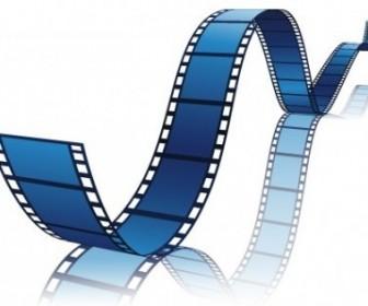 336x280 Vector Film Reel Vector Art