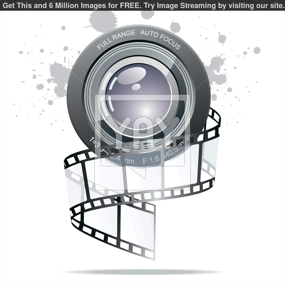 1210x1210 3d Film Reel Vector, 3d Film Reel Strip Vector Set