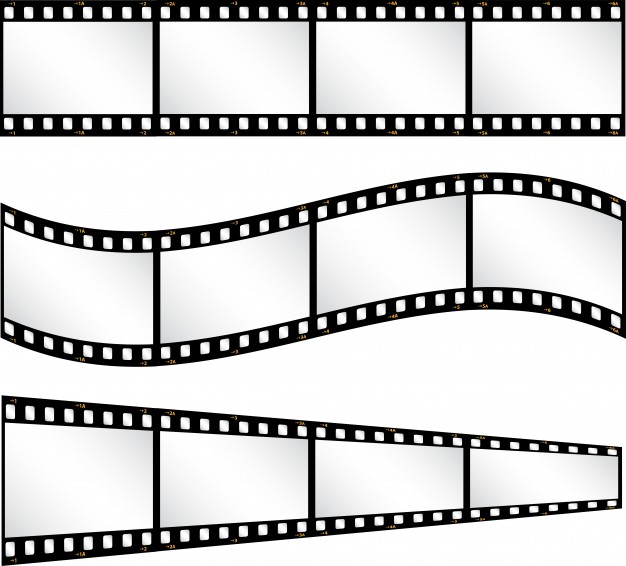 626x566 Film Roll Vector Free Download