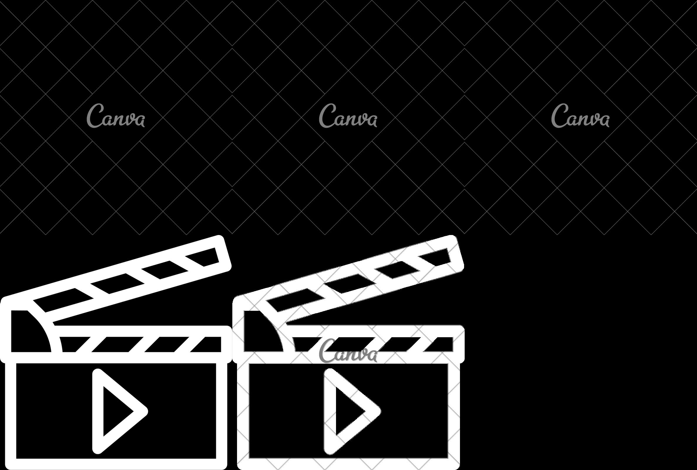 2373x1600 Film Slate Vector Design