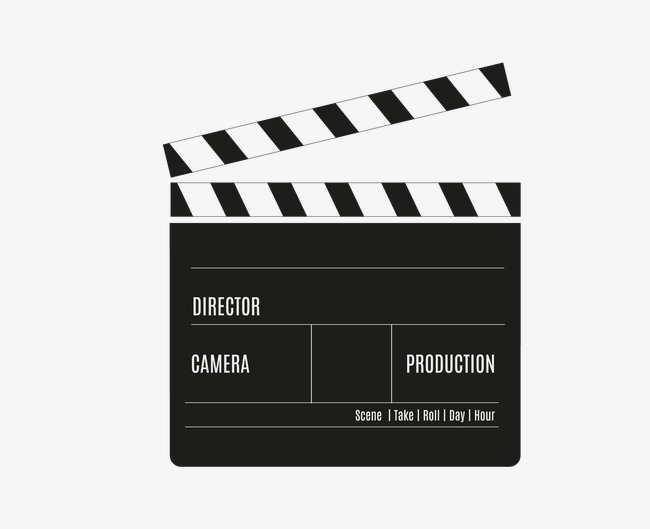 650x529 Vector Film Slate, Film Vector, Vector, Black Png And Vector For