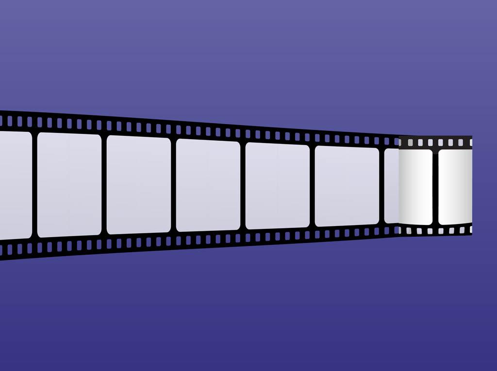 1024x765 Film Strip Vector Vector Art Amp Graphics