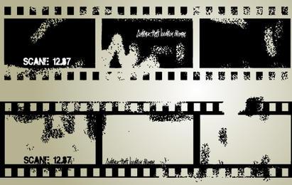 411x260 Film Strip Vector Graphics To Download