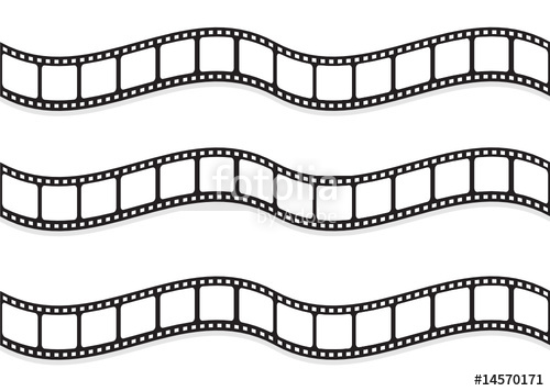 500x356 Film Strip Vector Illustration Stock Image And Royalty Free