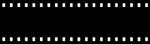 500x148 Filmstrip Vector Image Public Domain Vectors