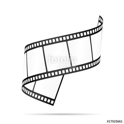 500x500 Blank Film Strip Stock Image And Royalty Free Vector Files On